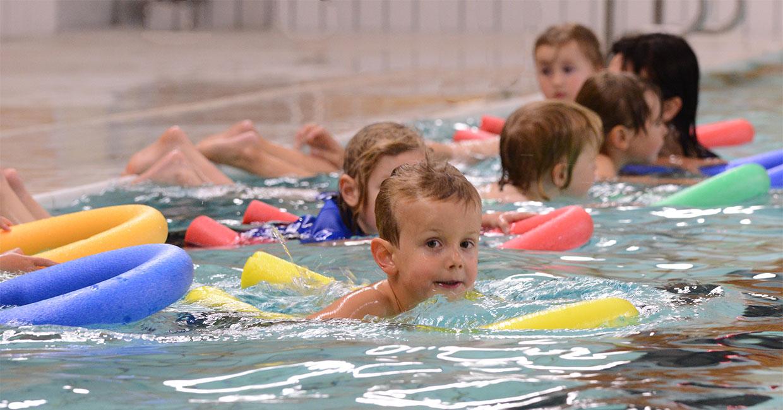 Schwimmen im TVE