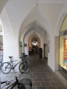 Arkaden in Brixen