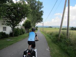 Radtreff - Deutschlandtour 2014 006-abfahrt-nach-wickede