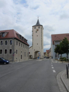 Tor Haßfurt