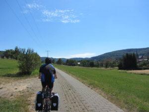 Radtreff - Deutschlandtour 2014 130-radweg-richung-litzendorf