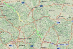 Radtreff - Deutschland 2014 gesamt