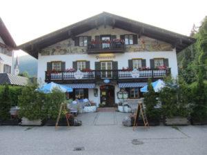 """Hotel """"Zur Post"""" in Kreuth"""