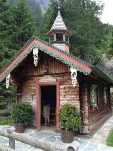 Kapelle im Zemmgrund