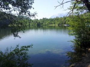 See im Landschaftsschutzgebiet Montiggl