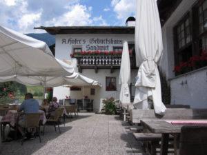 """Gasthaus """"Sandwirt"""""""