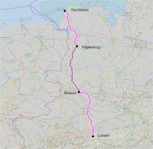 Radtreff - Deutschland 2013 - nordsee-gesamt-1