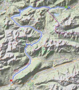 Radtreff - Transalp 2012-tag-1-grainau-imst