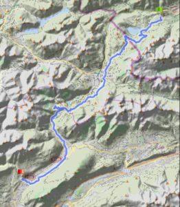 Radtreff - Transalp 2011-tag-1-grainau-tarrenz
