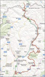 Radtreff-Transalp 2016 001-Karte uebersicht