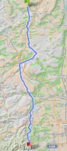 Radtreff - Pfalztour 2017-Tag 6 Essenheim-Bad Duerkheim