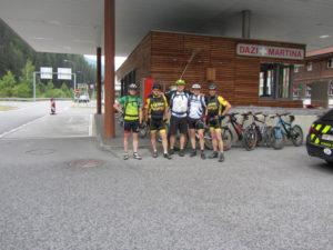 Grenzstation Martina