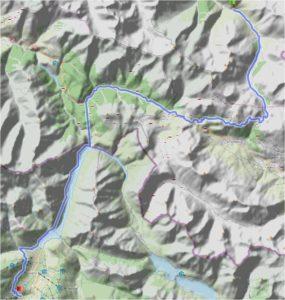 Radtreff-Transalp 2018 Tag 2 S'charl-Livigno