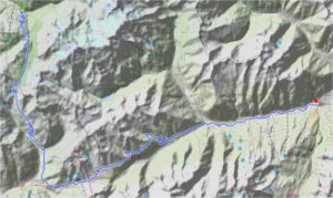 Radtreff-Transalp 2018 Tag 4 S Catarina-Dimaro