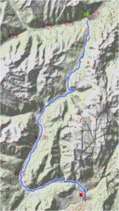 Radtreff-Transalp 2018 Tag 5 Dimaro-Ponte Arch