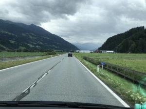 Radtreff 2019 Anfahrt Zillertal