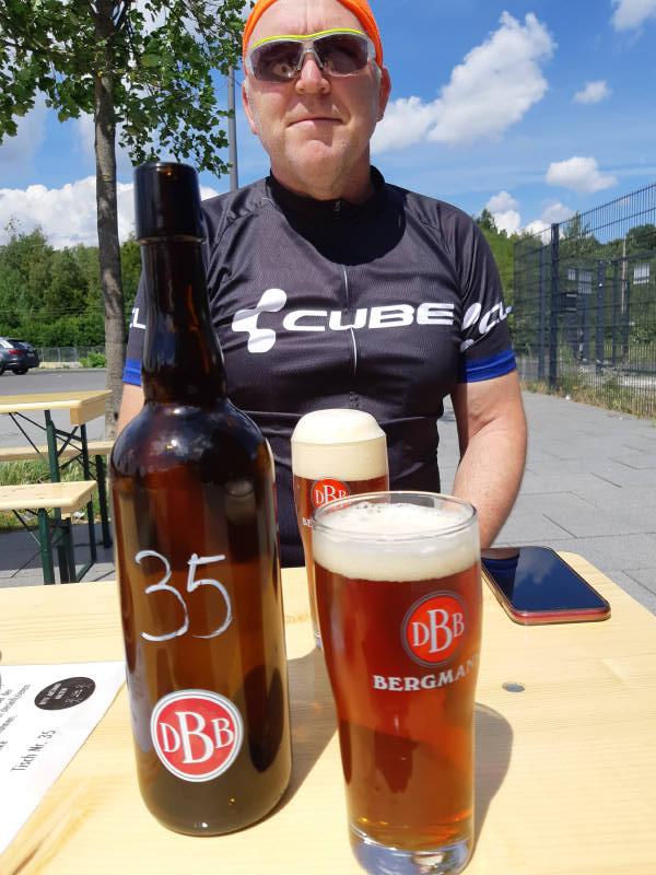Bergmann Brauerei ein Genuss